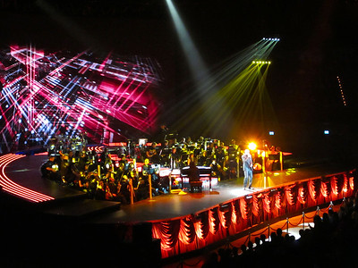 Concert George Michael 2011