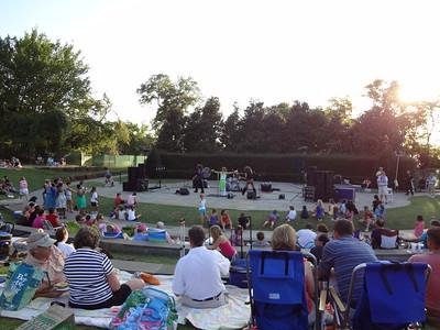 Concert in the Garden 7-14-11