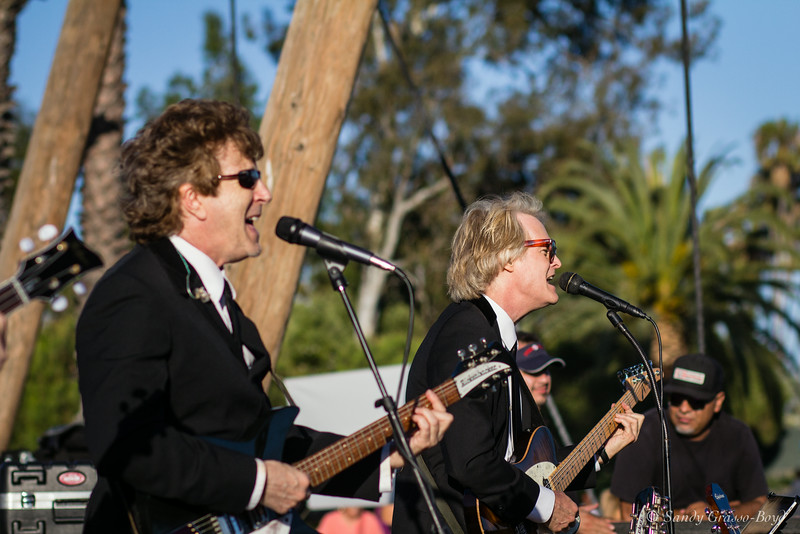 Concert in the Park, Sgt Pepper's Band