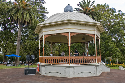 The Band Rotunda Concert in the Parks 15th Anniversary Auckland Domain Auckland New Zealand - 30 Mar 2008