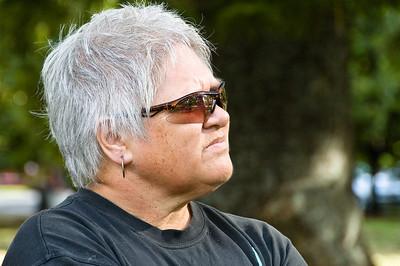Lyn Dunn Auckland Domain Auckland - 30 Mar 2008