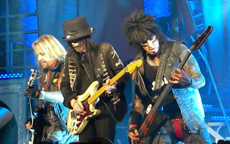 Kiss crue 9-8-12-12