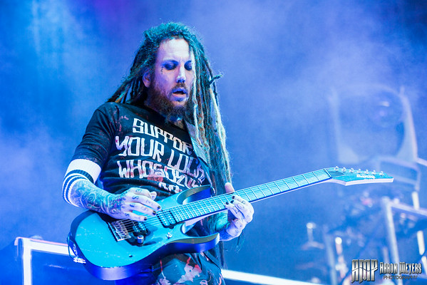 Korn @ Mayhem 2014