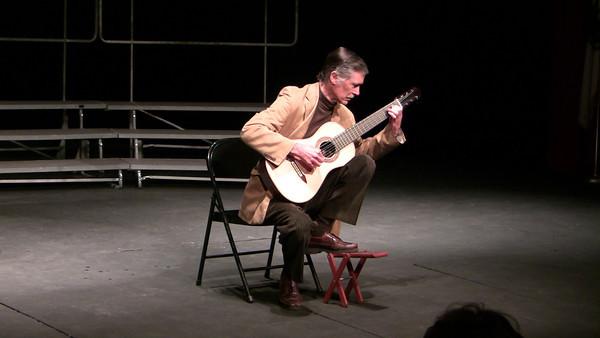 Star of the County Down ~ Traditional Irish, arr. De Fremery Phillip de Fremery, guitar