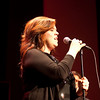 Natasha Miller dreams and sings of a White Christmas. <br /> Yoshi's - San Francisco, California<br /> December 24, 2009