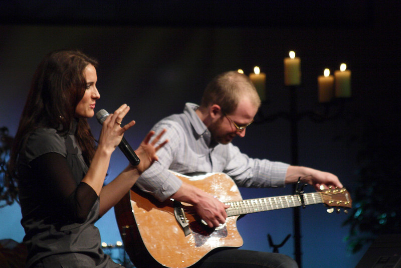 Rebecca St. James & Greg Everett