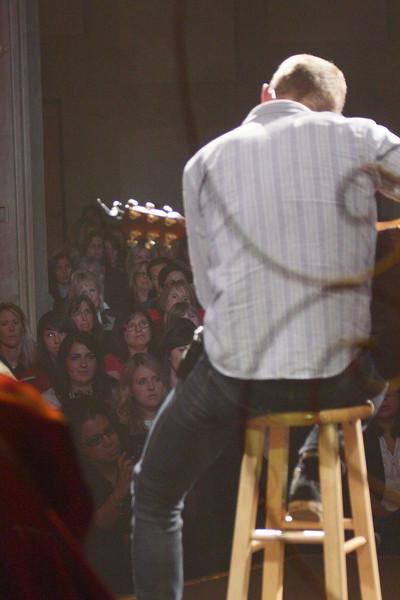 Greg Everett & Crowd