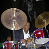Ken Washington on drums