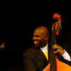 James Cammack on bass for Ahmad Jamal