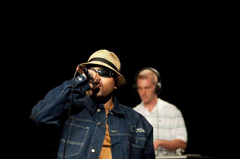 Bink$ and DJ Crimson