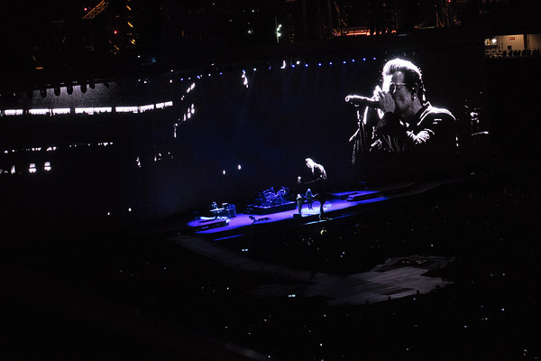 U2 The Joshua Tree Tour 2017 + Mumford and Sons