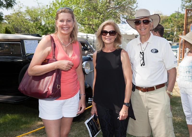 IMG_1740 Sharon Nelson-Siegel, Natalie Ward and Harvey Seigel