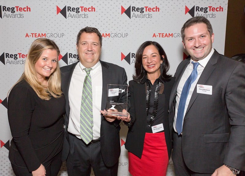 RegTech Award winners for Most Innovative Use Of A Vendor Solution To Address Data Governance, Fenergo