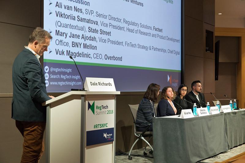 RegTech Summit NY Nov 2018