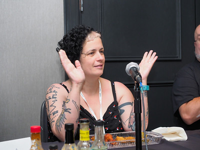 Mythwits - Hot Wing Challenge Balticon 53