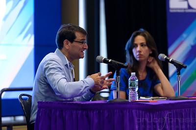 Rationally Speaking Live /Julia Galef & Robert Kurzban