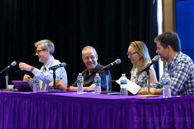 Panel / The Conceptual Penis Hoax: Gotcha! Journalism or Useful Exercise? /Brian Wecht, Massimo Pigliucci, Richard Saunders, Skye Cleary / Haft Auditorium