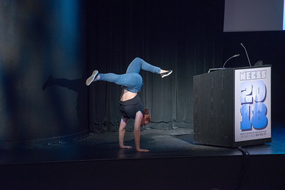 NECSS 2018 - Preshow Entertainment?