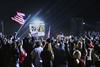 Grant Park - November 4, 2008 - Obama Victory Rally