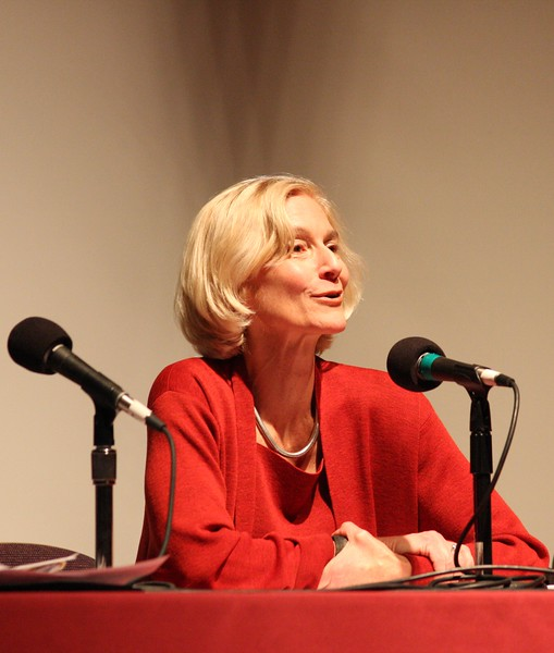 "Dr. Martha Nussbaum. Professor Nussbaum is the Ernst Freund Distinguished Service Professor of Law and Ethics at the University of Chicago Law School and appointed in the Philosophy Department,and Divinity School. She is an Associate in the Classics Department and the Political Science Department, a Member of the Committee on Southern Asian Studies, and a Board Member of the Human Rights Program. She is the founder and Coordinator of the Center for Comparative Constitutionalism. Also: <a href=""http://philosophy.uchicago.edu/faculty/nussbaum.html"">http://philosophy.uchicago.edu/faculty/nussbaum.html</a>"