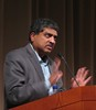 "Nandan Nilekani, the visionary co-founder of outsourcing pioneer Infosys.<br /> TED ""Nandan Nilekani's ideas for India's future"" : <a href=""http://www.ted.com/talks/nandan_nilekani_s_ideas_for_india_s_future.html"">http://www.ted.com/talks/nandan_nilekani_s_ideas_for_india_s_future.html</a><br /> Interviewed by Charlie Rose: <a href=""http://www.charlierose.com/view/interview/8721"">http://www.charlierose.com/view/interview/8721</a> <br /> TED ""Nandan Nilekani's ideas for India's future"" : <a href=""http://www.ted.com/talks/nandan_nilekani_s_ideas_for_india_s_future.html"">http://www.ted.com/talks/nandan_nilekani_s_ideas_for_india_s_future.html</a><br /> Interviewed on The Daily Show with Jon Stewart: <a href=""http://www.thedailyshow.com/watch/wed-march-18-2009/nandan-nilekani"">http://www.thedailyshow.com/watch/wed-march-18-2009/nandan-nilekani</a>"