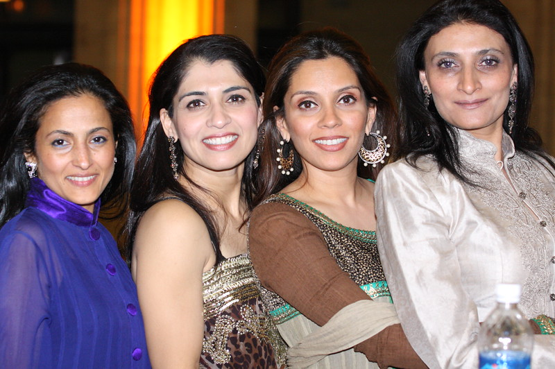 "Apna Ghar ""Taste for Life"" fund raiser at Union Station, Chicago"