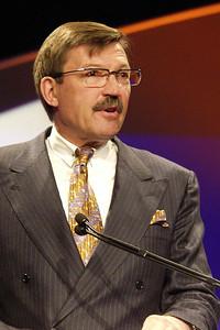 Metro Group CEO Hans-Joachim Korber