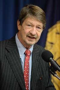 Author P.J. O'Rourke