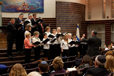 2012 Thanksgiving Interfaith Service