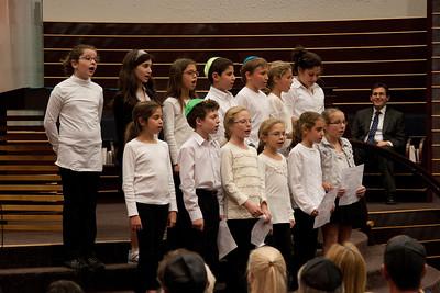 Shir Atid Choir - Thanksgiving Interfaith Service 2012 (Beth El & Bethesda United Methodist Church)