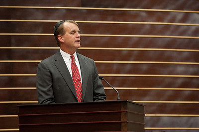 Rev. Ron Foster -- Thanksgiving Interfaith Service 2012 (Beth El & Bethesda United Methodist Church)