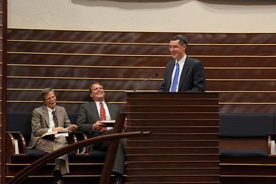 Thanksgiving Interfaith Service 2012 (Beth El & Bethesda United Methodist Church)