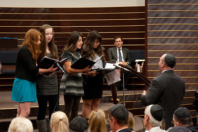 """Bravest Fire"" choir, David Fanning, director -- Thanksgiving Interfaith Service 2012 (Beth El & Bethesda United Methodist Church)"