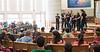 Shabbat Shira weekend concert with Tizmoret, Queens College (Feb 1, 2015) at Congregation Beth El, Bethesda, MD