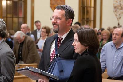 2011 Annual Interfaith Thanksgiving Service at Bethesda United Methodist Church