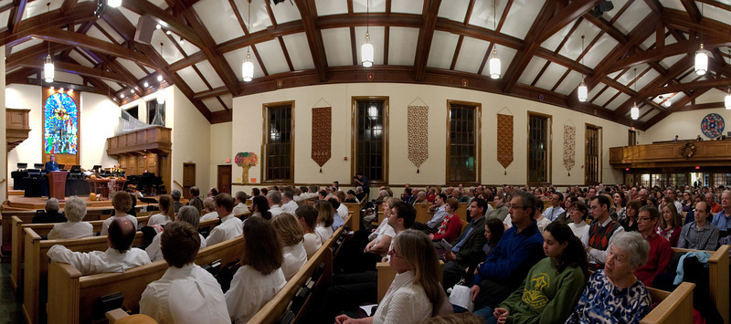 Annual Interfaith Thanksgiving Service at Bethesda United Methodist Church