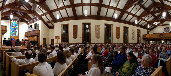 2011 Thanksgiving Interfaith Service