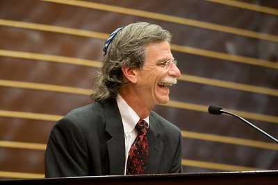 Rabbi William Rudolph -- Siyum HaTorah -- Beth El's Project 613: Writing a Torah