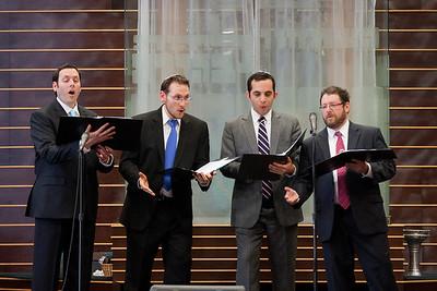 Wizards of Ashkenaz concert, April 29, 2012 at Congregation Beth El, Bethesda, MD
