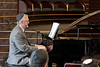 Accompanist George Peachey, piano -- Wizards of Ashkenaz concert, April 29, 2012 at Congregation Beth El, Bethesda, MD