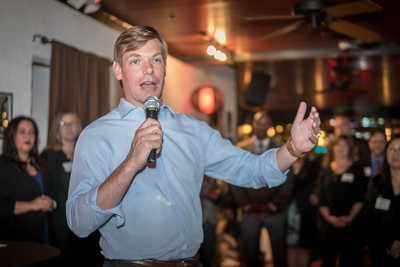 Hijazi SF Reception for Congressman Swalwell