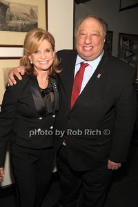 Carolyn Maloney, John Catsimatides  photo  by Rob Rich © 2014 robwayne1@aol.com 516-676-3939
