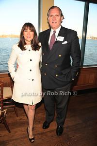 Patricia Burnham Brock, Bill Brock photo  by Rob Rich © 2014 robwayne1@aol.com 516-676-3939