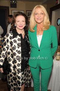 Kathy Sloane, Margo Catsimatidis photo  by Rob Rich © 2014 robwayne1@aol.com 516-676-3939