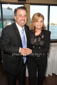 Stuart Bodolsky, Carolyn Maloney photo  by Rob Rich © 2014 robwayne1@aol.com 516-676-3939
