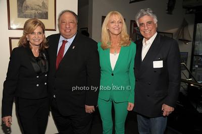 Carolyn Maloney, John Catsimatides, Margo Catsimatides, Andrew Stein photo  by Rob Rich © 2014 robwayne1@aol.com 516-676-3939