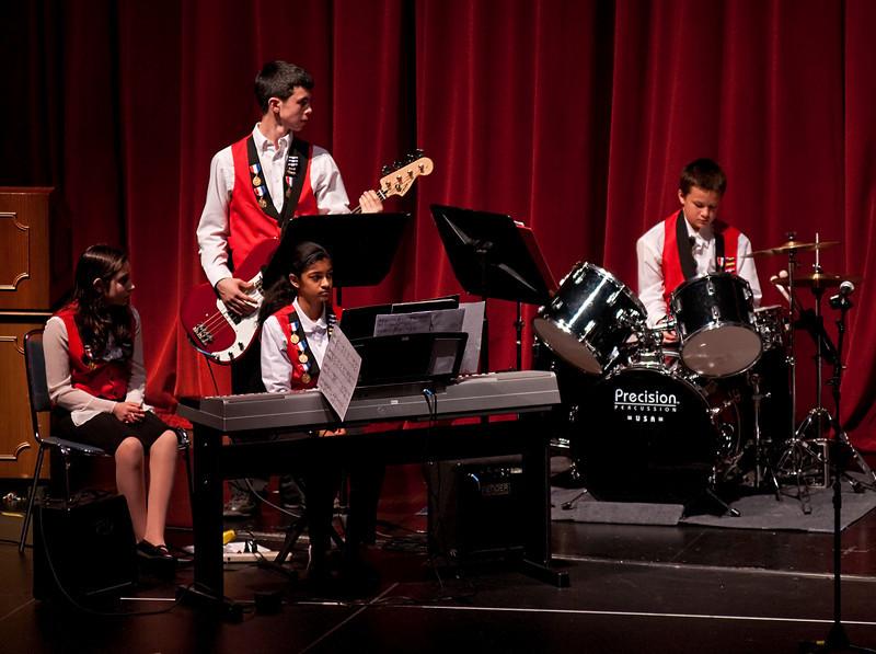 Jazz Band 12