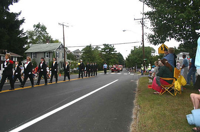 Connecticut State Fireman's Convention Parade - Sept. 18, 2005