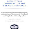 Connecting Communities For The Common Good