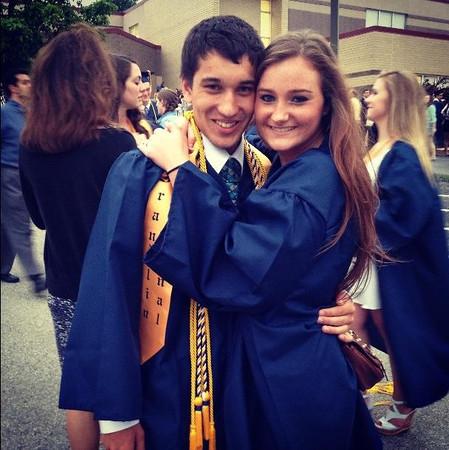 *Connor Graduation